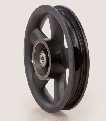 12 Inch – 5 Spoke Hollow Rim with Drumbreak