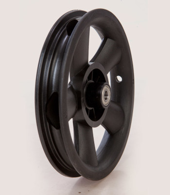 12 Inch 5 Spoke Hollow Rim without Drumbreak